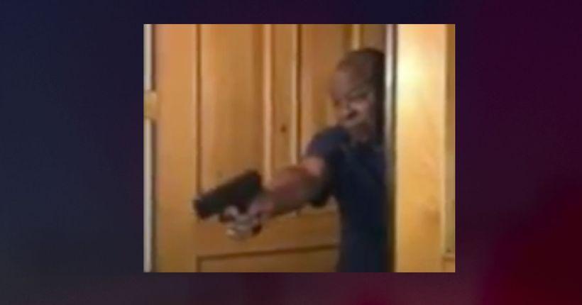 Man brandishes gun at Black Lives Matter activist at L.A. County DA's Granada Hills home
