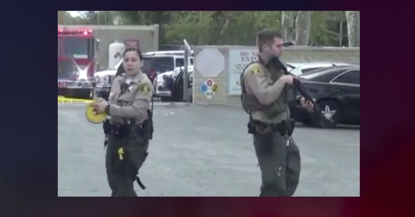 Deputy fatally shoots armed man in parking lot of sheriff's Santa Clarita Valley Station: Officials