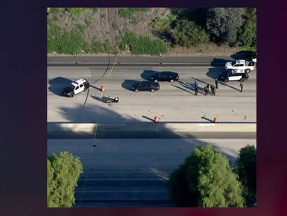 Freeway closed as authorities investigate police shooting