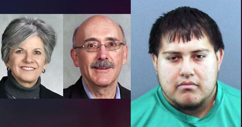 Illinois man sentenced to life for killing adoptive parents