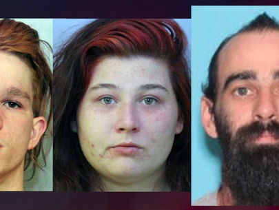 Third suspect captured in double-murder of Florida couple