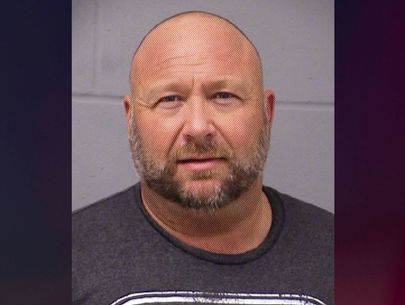 Conservative radio host Alex Jones arrested, charged with DWI in Texas