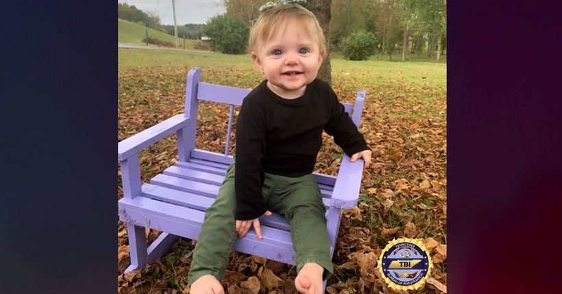 Confirmed: Body found is missing Tennessee toddler Evelyn Boswell