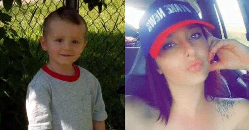 Colorado boy, 2, missing; police searching for mother