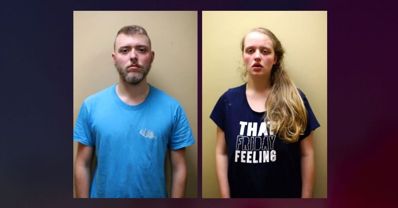 Pot-smoking parents leave baby in car for 12 hours, police say