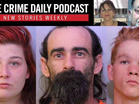 Florida suspect asks stepdaughter's boyfriend to help dump bodies - TCDPOD
