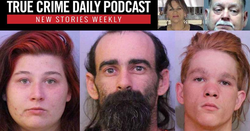 Florida suspect asks stepdaughter's boyfriend to help dump bodies - TCDPOD