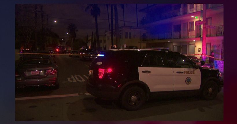Officer fatally shoots woman trying to stab her mother inside Long Beach home: Police