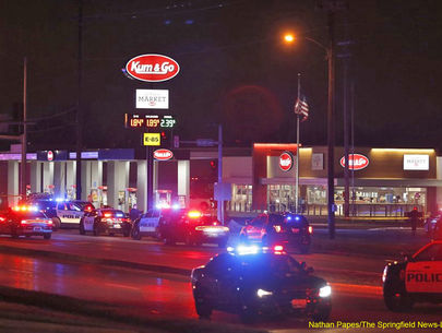 Cop, 3 civilians shot dead in Missouri gas station; shooter takes own life
