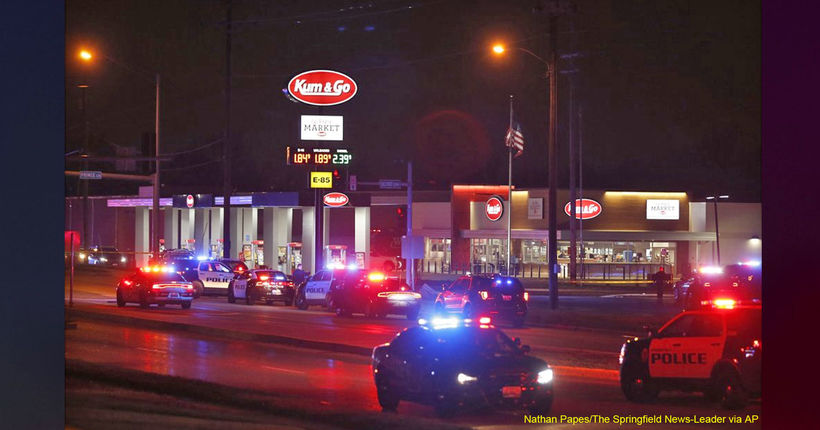 Officer, 3 civilians shot dead in Missouri gas station; shooter takes his own life: Police