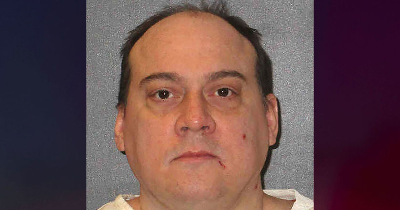 Coronavirus concern halts Texas execution of inmate who killed family in 2009