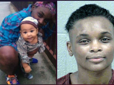 Mom charged with murder of 6-month-old son found in cemetery
