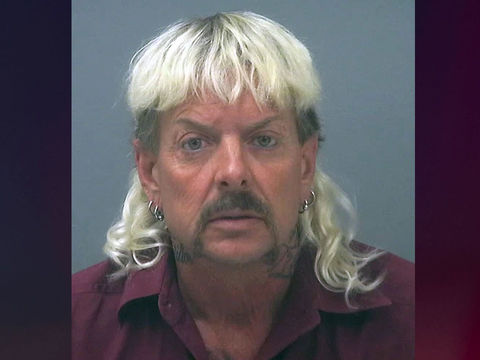 Joe Exotic begs Trump for pardon, claims sexual assault by jail staff