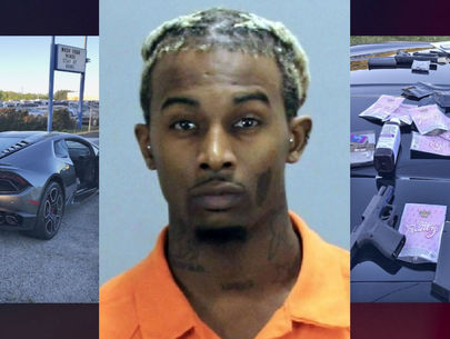 Bags of marijuana, pills, guns found in Playboi Carti's Lamborghini: Sheriff