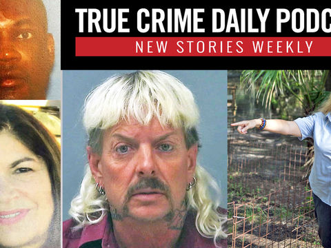 'Joe Exotic' seeks pardon; mom, daughter killed by suspect years apart - TCDPOD