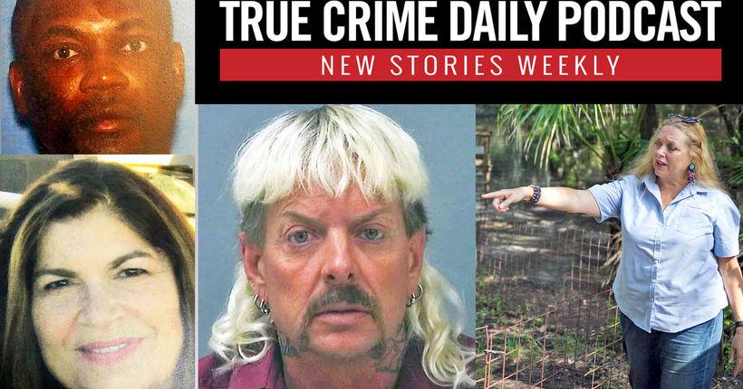 'Joe Exotic' seeks pardon; mom, daughter killed by suspect years apart - TCDPOD