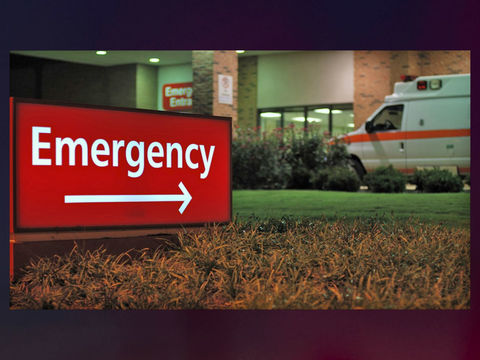 Social-distancing hospital fight ends in woman's death: Police