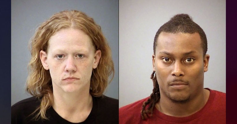 Mom, boyfriend charged after 8-year-old girl dies from suffocation