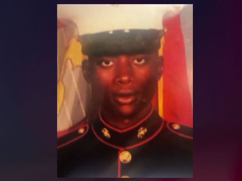 Man pushed in front of train, killed was Marine who served in Afghanistan