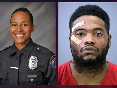 Suspect arrested in murder of Indianapolis police officer Breann Leath