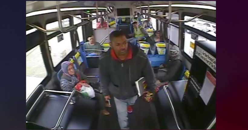 Oklahoma City bus driver threatened with hammer over coronavirus restrictions