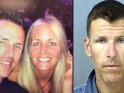 Gretchen Anthony missing: husband sent coronavirus texts, police say