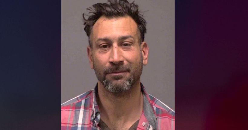 Man caught in restaurant eating, drinking for days, police say