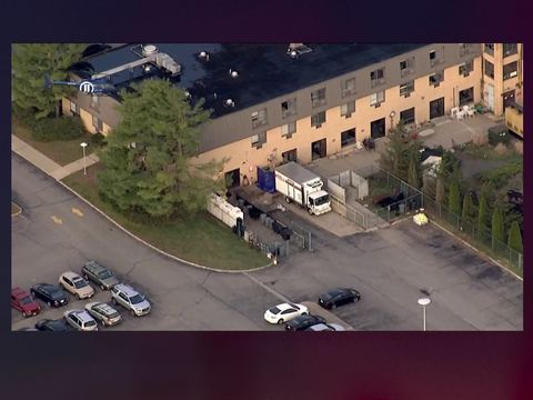 Police find 17 bodies piled up in nursing home morgue