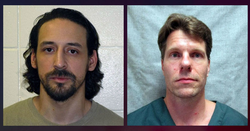 Captured: Escaped Wisconsin inmates caught in Illinois