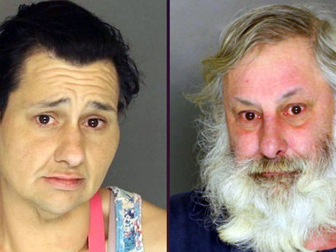 Pennsylvania mom, grandfather charged with child endangerment