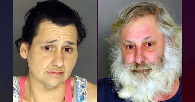 Pennsylvania mother, grandfather charged with child endangerment after multiple calls