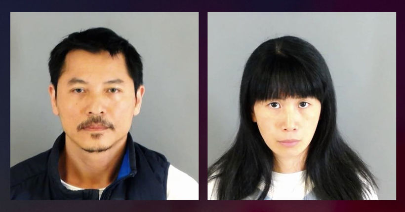 Colorado couple charged with child abuse, drug offenses