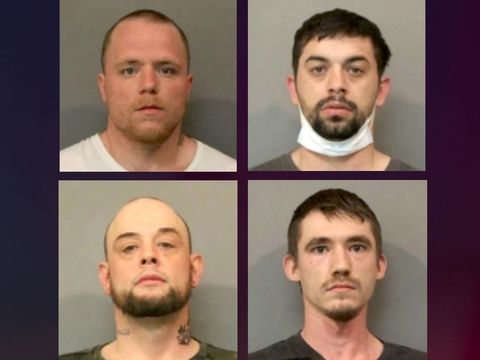 4 arrested in home-invasion plot to steal woman's stimulus check