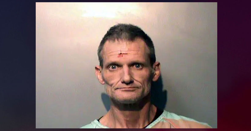 Iowa man high on meth intentionally ran over woman and her dog, police allege