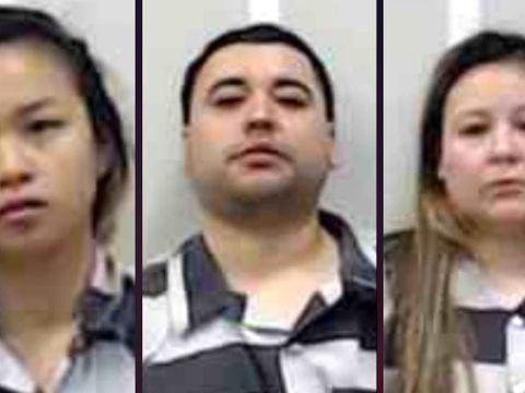 Deputies find liquid meth, 44 lbs. of marijuana, AR-15, meth lab