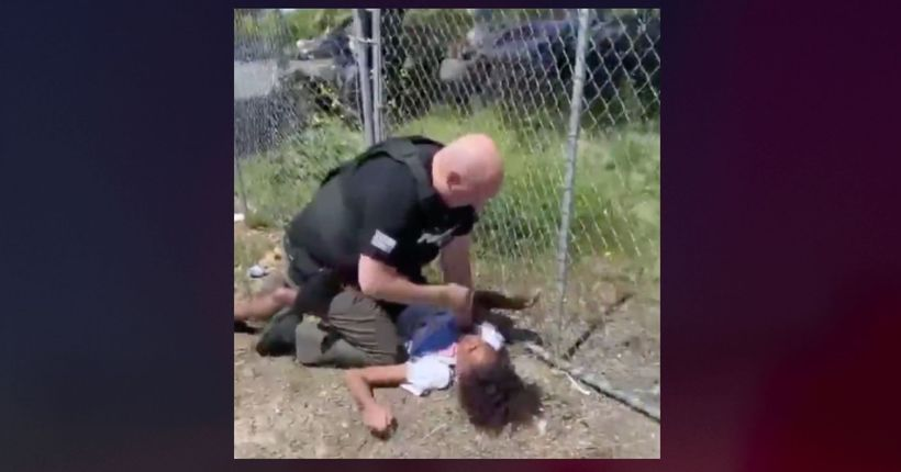 Teen speaks out after video shows Rancho Cordova police officer incident