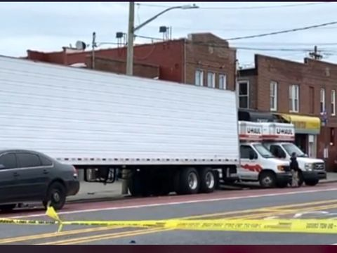 Dozens of bodies stored in U-Haul trucks outside funeral home