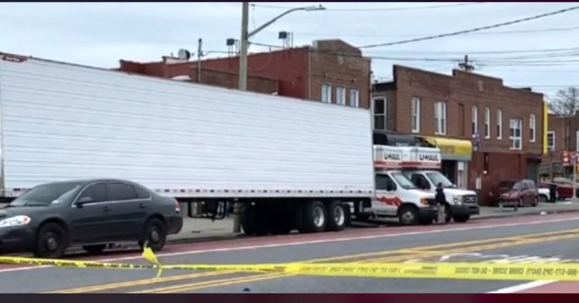 Dozens of bodies stored in U-Haul trucks outside Brooklyn funeral home: Police source