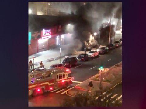 $50K reward in fatal subway fire later deemed homicide