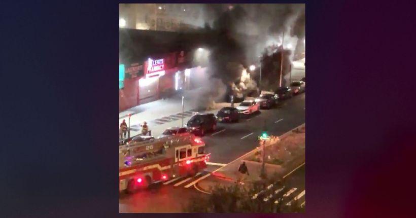 Fatal Harlem subway fire deemed homicide; MTA offers $50K reward