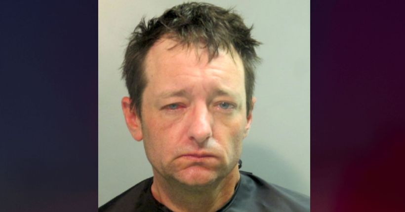 Arkansas man arrested for allegedly trespassing at Fayetteville home while undressed
