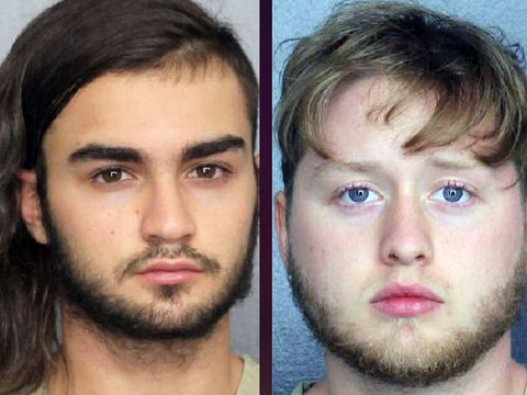 Florida men charged with killing 16-year-old in pot deal gone bad
