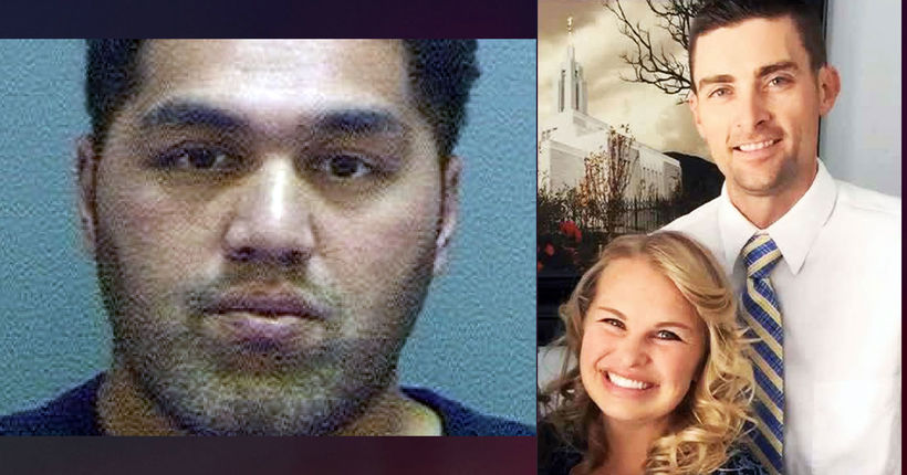 Suspect charged in double-homicide of Utah couple