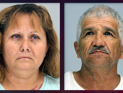 Grandma, boyfriend arrested after 6-year-old found tied up in shed