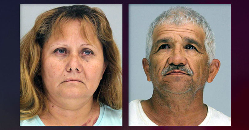 Grandmother, boyfriend arrested after Dallas police find 6-year-old tied up in shed