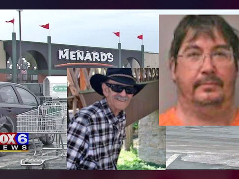 Man claims self-defense in fatal fight with 79-year-old at Menards