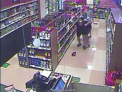 Florida man attacks shopper who didn't thank him for holding door
