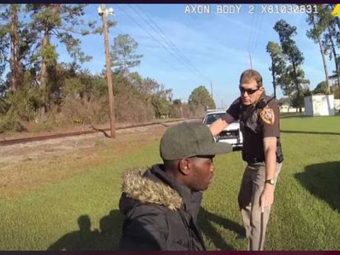 2017 video reportedly shows officer tried to tase Ahmaud Arbery