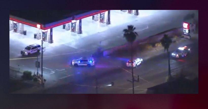 Police investigating triple shooting near 19th and Glendale avenues