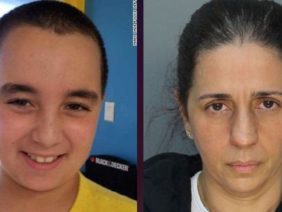 Florida mom recants abduction story, charged with murder of son
